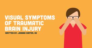 Article: Visual symptoms of traumatic brain injury