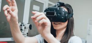 virtual reality vivid vision